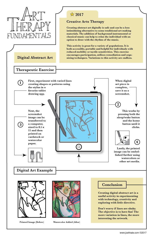 Digital Art Therapy