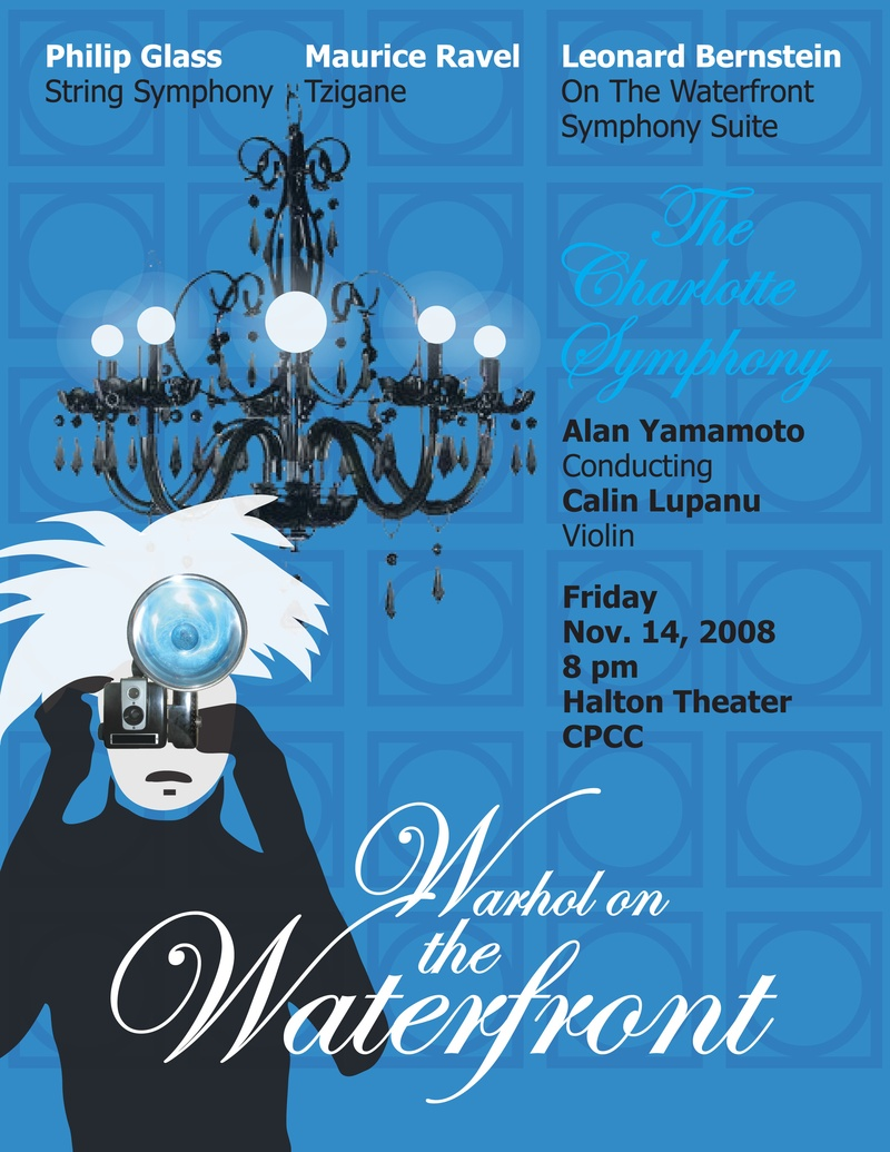 Warhol Theater Poster