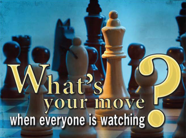 What's your Move