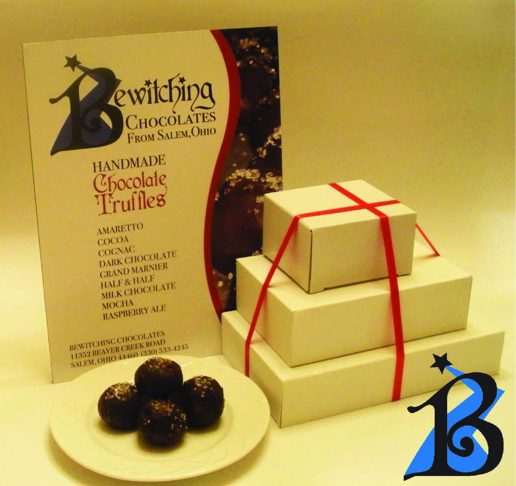 Bewitching Chocolate Co.